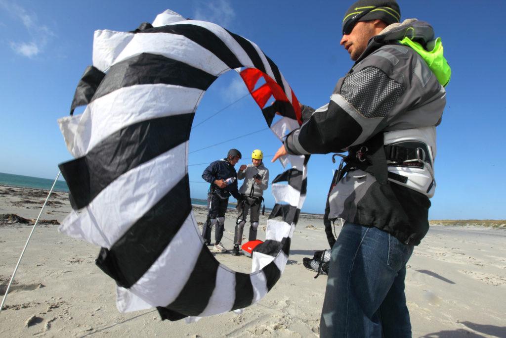 kite à Plouguerneau _TORSET-Pierre