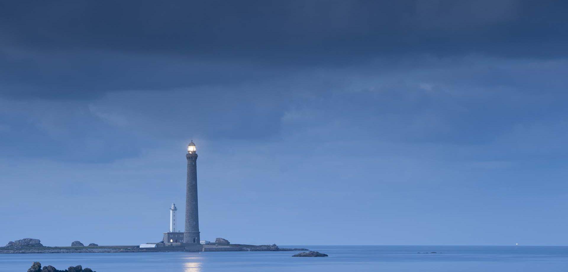 Phare de l'île Vierge à Plouguerneau ©Emmanuel Berthier
