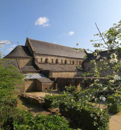 L'Abbaye de Daoulas © TORSET Pierre