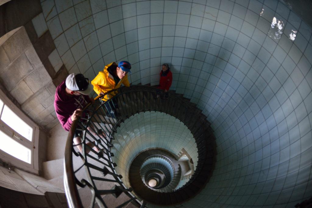 Le phare de l'Île Vierge©GLADU Ronan