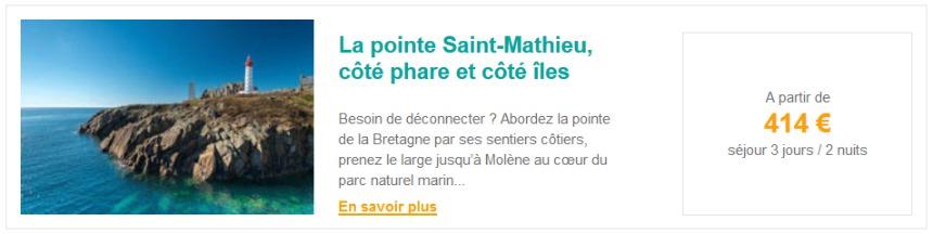 2017 La pointe Saint-Mathieu, côté phare et côté îles