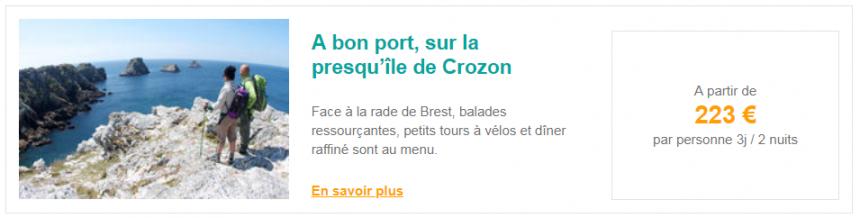 2018 A bon port, sur la presqu'ile de crozon 2018