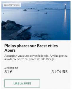 Pleins phares sur Brest et les Abers